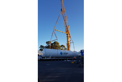 Supagas Gas Tanker