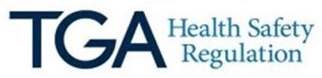 TGA health safety regulation