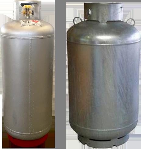 LPG Bulk Cylinders