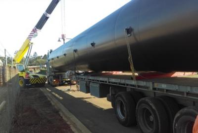 Supagas Gas Tank